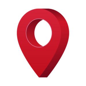 Bucas Retailer location pin icon